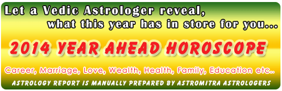 Astrology Report provides full astrology predictions for 2014-2015