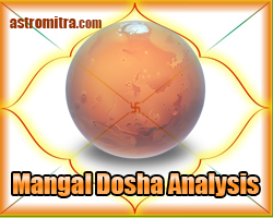 check mangal dosha or not
